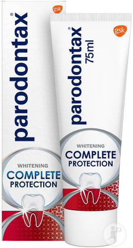 Parodontax Dentifrice Whitening Complete Protection Tube 75ml