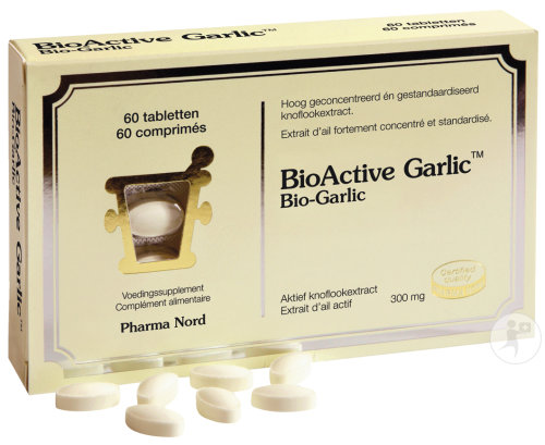 Pharma Nord BioActive Garlic 60 Comprimés