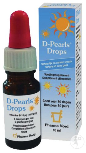 Pharma Nord D-Pearls Drops Flacon 10ml
