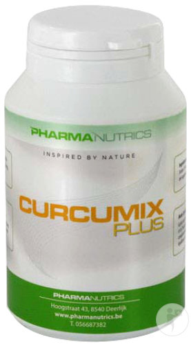 Pharmanutrics Curcumix Plus 120 Comprimés
