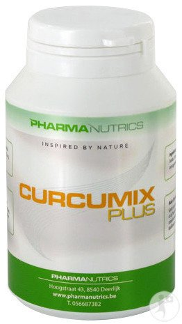 Pharmanutrics Curcumix Plus Comprimés 60