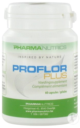 Pharmanutrics Proflor Plus Gélules 60