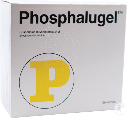 Phosphalugel Suspension Buvable 26 Sachets À Diluer