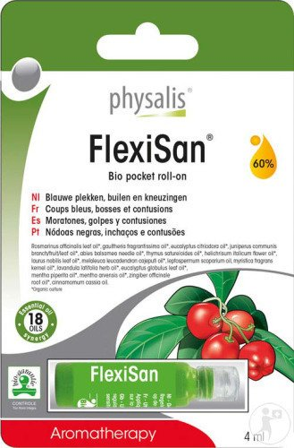 Physalis FlexiSan Bio Pocket Roll-On 4ml