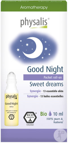 Physalis Good Night Sweet Dreams Bio Roll-On 10ml