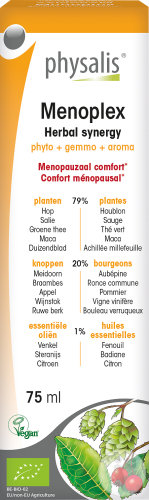 Physalis Menoplex Bio Flacon 75ml