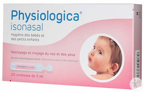 Physiologica Isonasal Unidoses 20x5ml