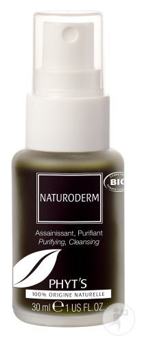 Phyt's Naturoderm Solution Protectrice Et Nettoyante Spray 30ml