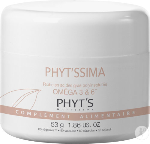 Phyt's Phyt'ssima Complément Alimentaire 80 Capsules