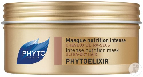 Phyto Phytoelixir Masque Nutrition Intense Cheveux Ultra-Secs 200ml
