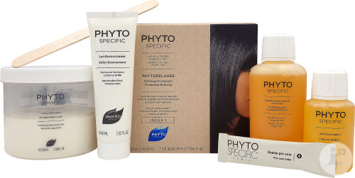 Phyto Phytospecific Phytorelaxer Index 1 Défrisage Permanent 1 Kit