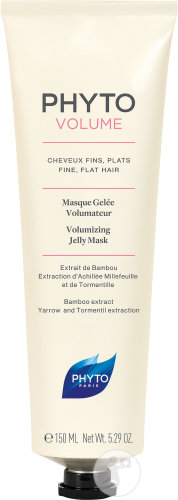 Phyto Phytovolume Soin-Masque Gelée Volumateur Cheveux Fins Plats Tube 150ml