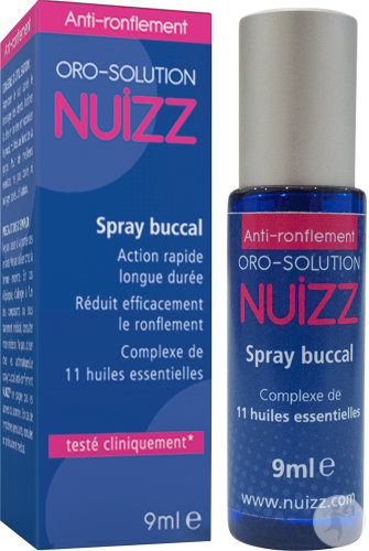 Phytoresearch Nuizz Ronflement Spray Complément Alimentaire 9ml