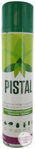Pistal Spray Naturel Contre Les Insectes 300ml