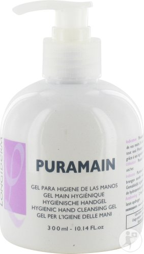 Puramain Gel Main Hygienique Flacon Pompe 300ml