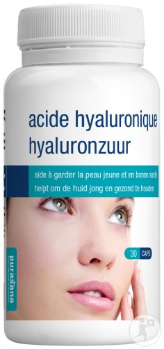 Purasana Acide Hyaluronique 30 Capsules