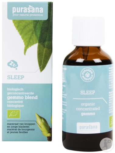 Purasana Puragem Sleep 50ml