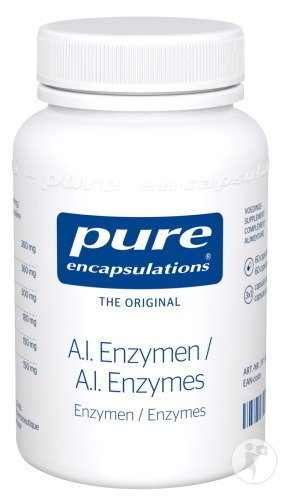 Pure Encapsulations A.I. Enzymes 60 Capsules