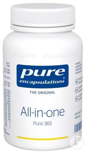 Pure Encapsulations All-In-One Pure 365 Capsules 60