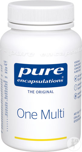 Pure Encapsulations The Original One Multi 60 Capsules