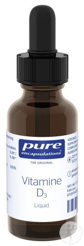 Pure Encapsulations Vitamine D3 Liquide 22,5ml