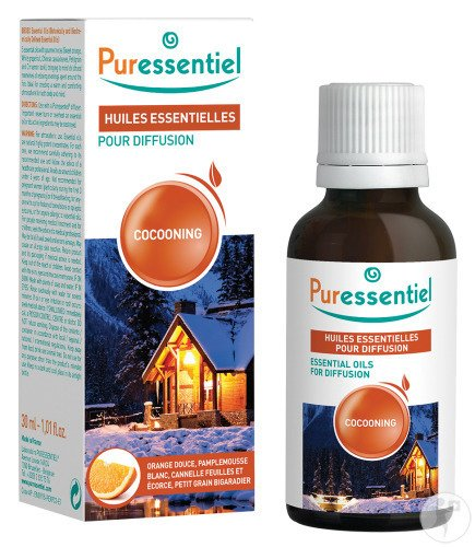Puressentiel Huiles Essentielles Pour Diffusion Cocooning 30ml