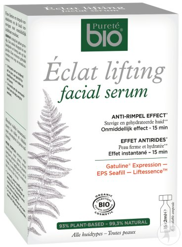 Pureté Bio Éclat Lifting Sérum Facial Ampoules 15x2ml