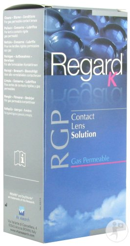 Regard K Solution Lentilles Dur 1x120ml