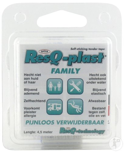 Resq-plast Family 4,5mx25mm Camouflage 1