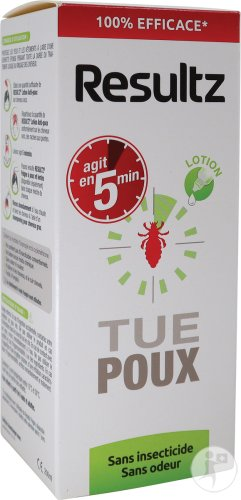 Resultz Lotion Anti-Poux 200ml