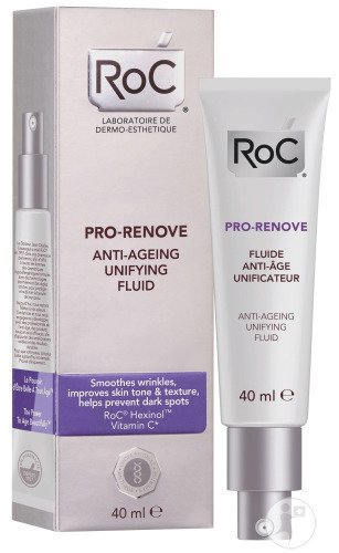 RoC Pro-Renove Fluide Anti-Age Unificateur Tube 40ml