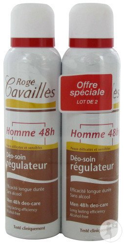 Rogé Cavaillès Deo Spray Man Duo 2x150ml Promo