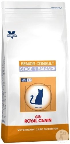 Royal Canin Veterinary Care Nutrition Senior Consult Stage 1 Balance Feline 1,5kg