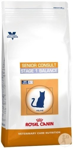 Royal Canin Veterinary Care Nutrition Senior Consult Stage 1 Balance Feline 10kg