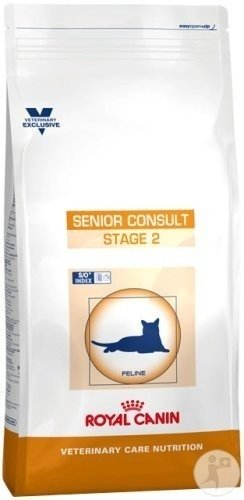 Royal Canin Veterinary Care Nutrition Senior Consult Stage 2 Feline 1,5kg