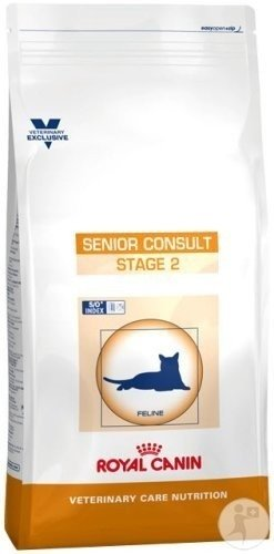 Royal Canin Veterinary Care Nutrition Senior Consult Stage 2 Feline 3,5kg
