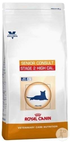 Royal Canin Veterinary Care Nutrition Senior Consult Stage 2 High Cal Feline 1,5kg