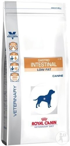 Royal Canin Veterinary Diet Gastro Intestinal Low Fat Canine 1,5kg