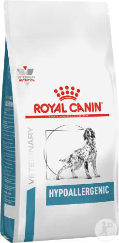 Royal Canin Veterinary Diet Hypoallergenic Canine 2kg