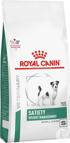 Royal Canin Veterinary Diet Satiety Weight Management Petits Chiens Sachet 8kg