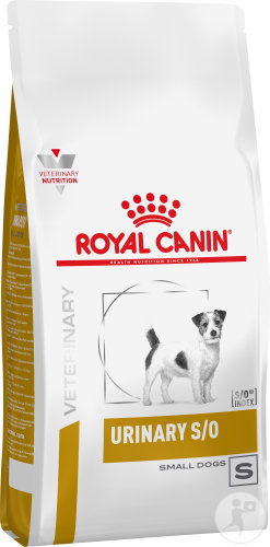 Royal Canin Veterinary Diet Urinary S/O Small Canine 4kg