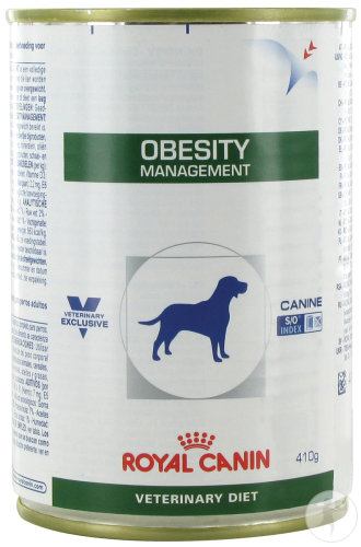 Royal Canin Waltham Obesity Management Canine Wet 12x410g
