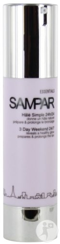 Sampar Hâlé Simple 24h/24 SSP Flacon Airless 50ml