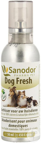Sanodor Pet Dog Fresh 50ml