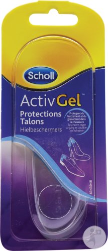Scholl Activgel Protections Talons Paire