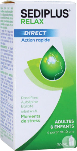 Sediplus Relax Direct 30ml