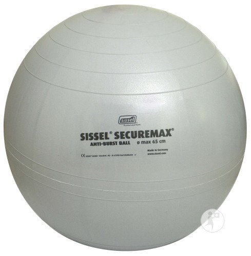 Sissel Ball Securemax Ballon Diamètre 65cm Gris 1 Pièce