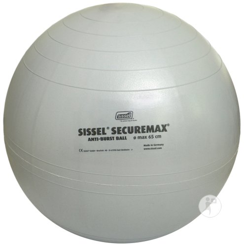 Sissel Ball Securemax Ballon Diamètre 75cm Gris 1 Pièce