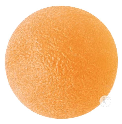 Sissel Press Ball X-Strong Orange 1 Pièce