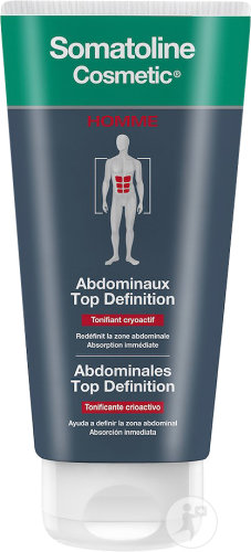 Somatoline Cosmetic Homme Abdominaux Top Definition Sport Tube 200ml